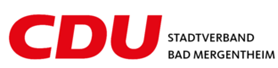 CDU Stadtverband Bad Mergentheim Logo
